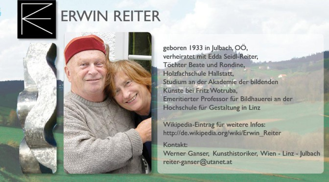 Erwin Reiter visit card